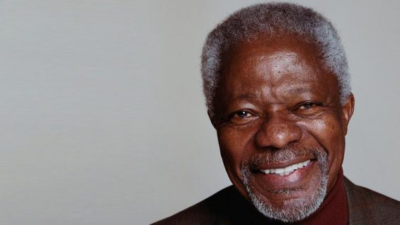 Copenhague: Kofi Annan choisit le Social Media Group pour s'exprimer.